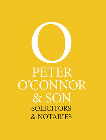 Peter O'Connor & Son logo