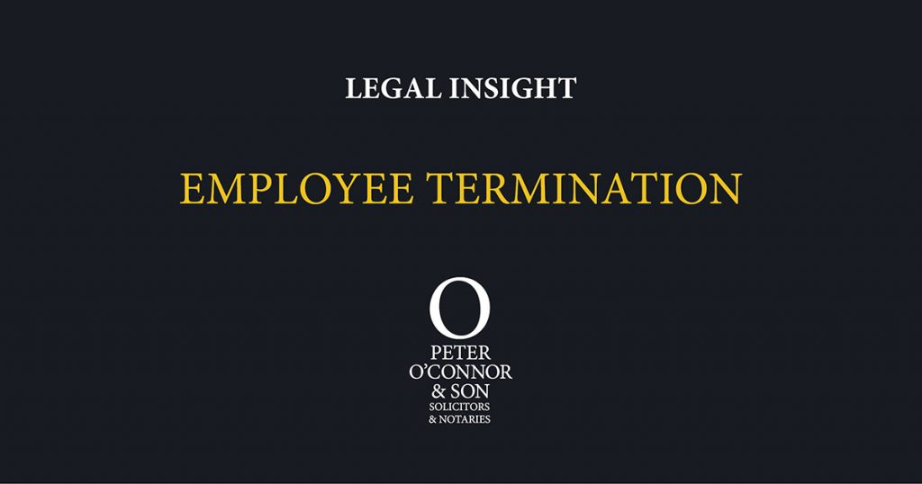 legal insight - wrongful termination
