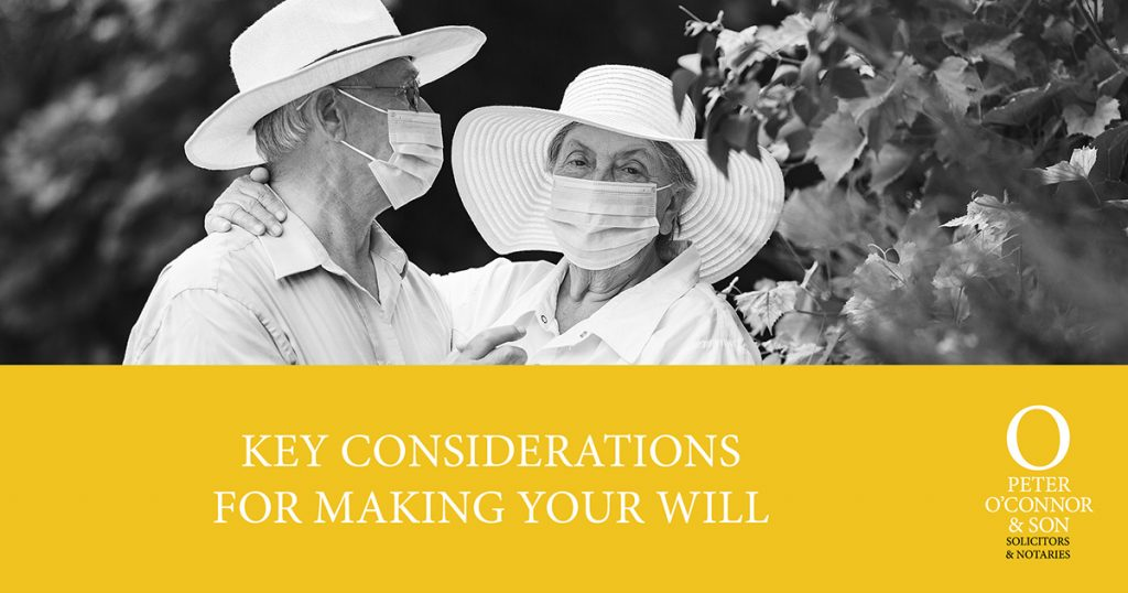 Top tips for making your Will